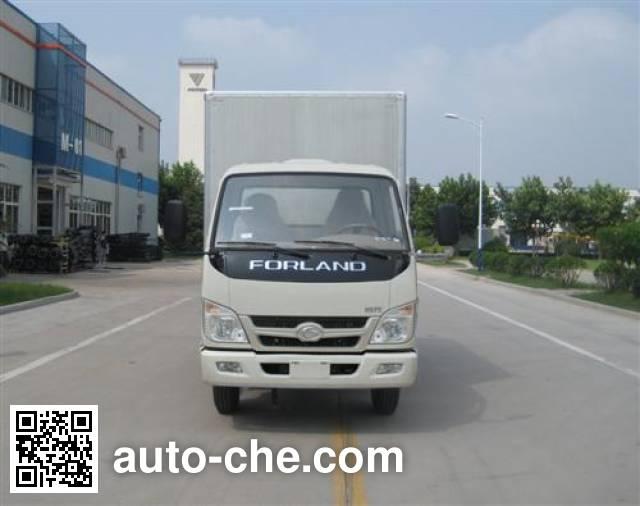 Foton BJ5032XXY-C1 box van truck