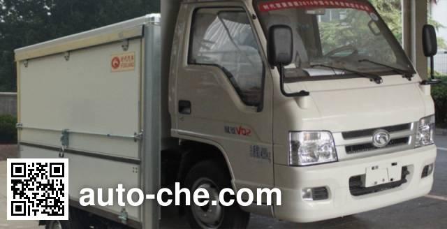Foton BJ5032XYK-FB wing van truck