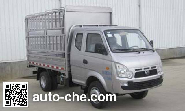Heibao BJ5035CCYP30JS грузовик с решетчатым тент-каркасом