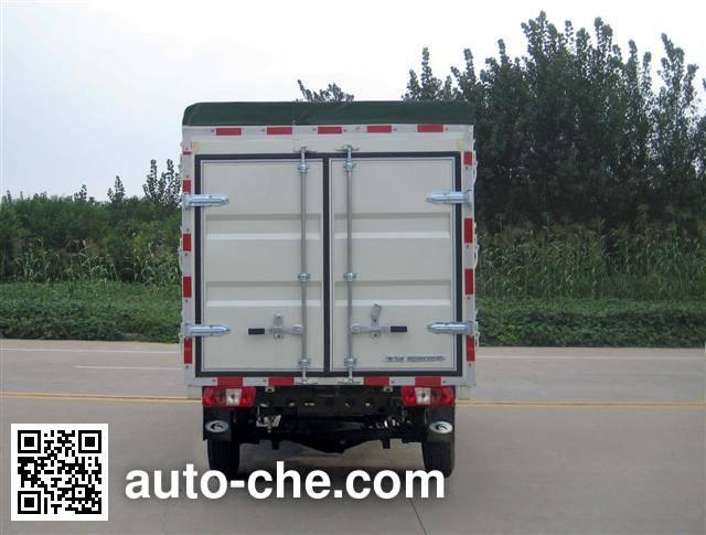 Foton BJ5026CPY-C soft top box van truck
