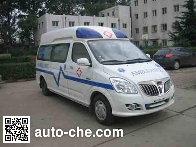 Foton BJ5036XJH-XD monitoring-type ambulance
