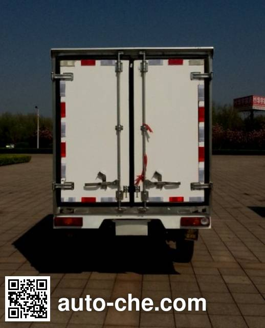 福田牌BJ5036XLC-A1冷藏车