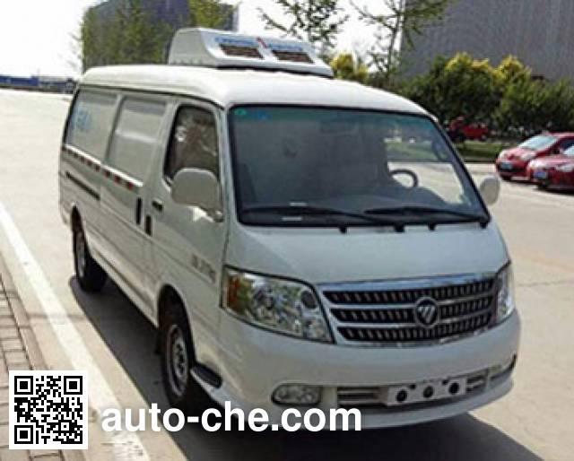 福田牌BJ5036XLC-V1冷藏车