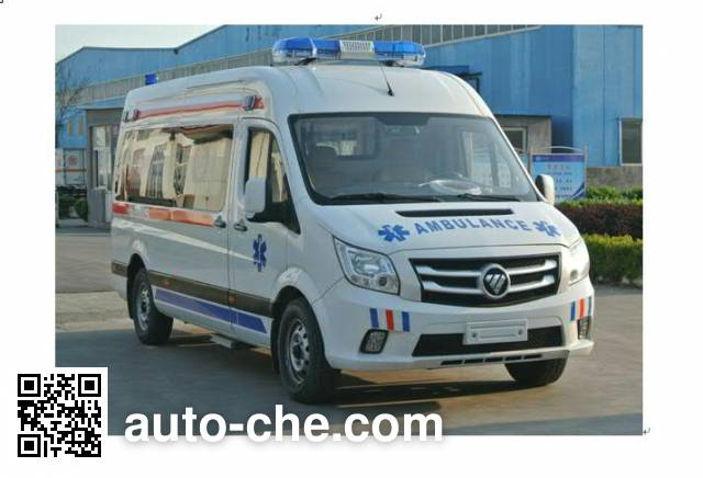 Foton BJ5038XJH-AA ambulance