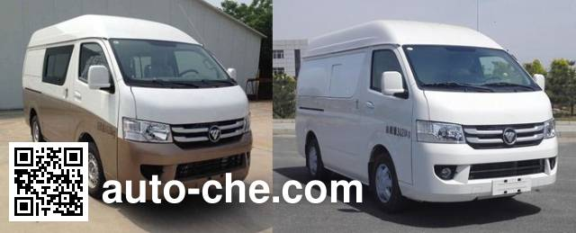Foton BJ5039XJC-V1 inspection vehicle