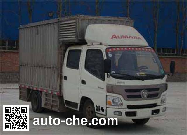 Foton BJ5041XCC-1 meals on wheels canteen van