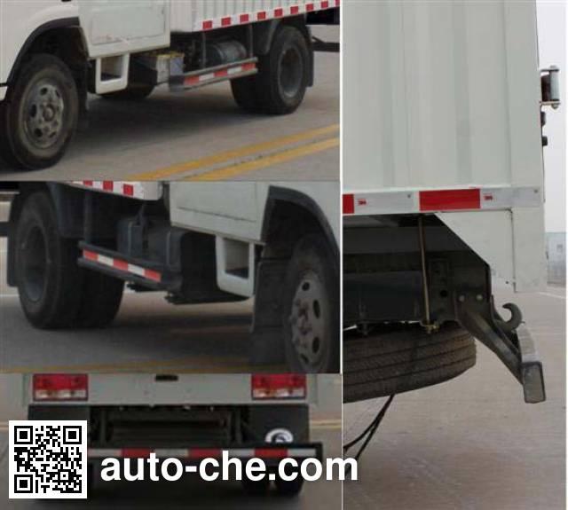 Foton BJ5043CPY-X3 soft top box van truck