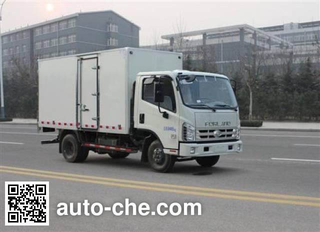Foton BJ5043XXY-J7 box van truck