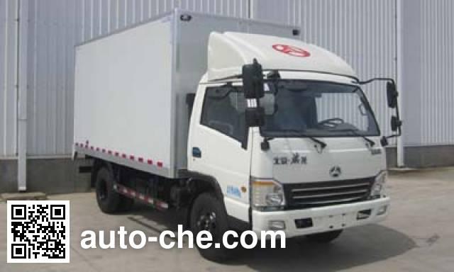 BAIC BAW BJ5074XXYD10HS box van truck