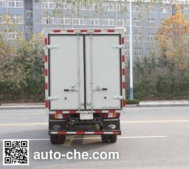 福田牌BJ5046XLC-A1冷藏车