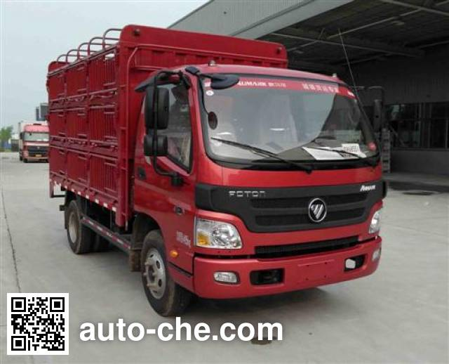 Foton BJ5049CCQ-A1 livestock transport truck