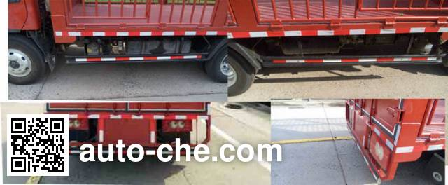Foton BJ5049CCQ-FA livestock transport truck