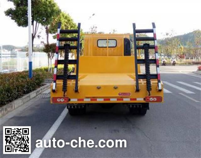 Foton BJ5049TPB-FE flatbed truck