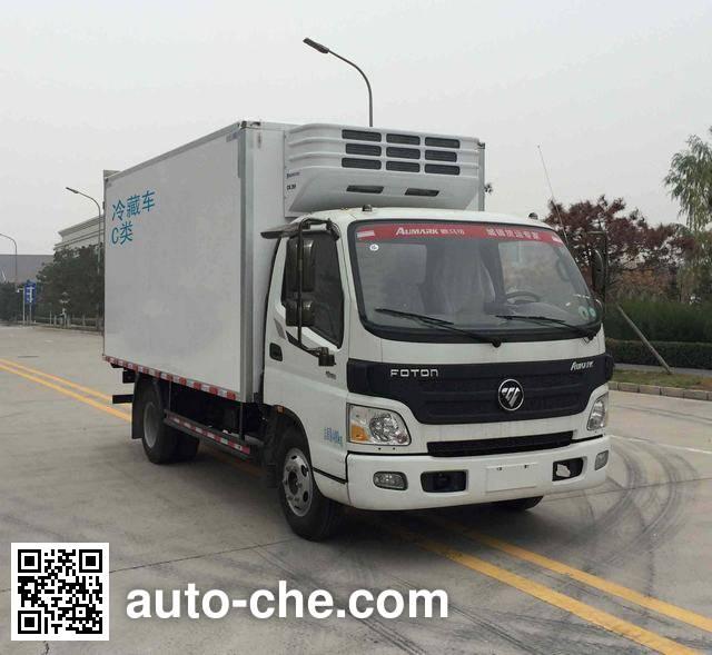 福田牌BJ5049XLC-A5冷藏车