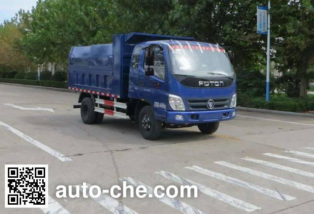 Foton BJ5049ZLJ-BA dump garbage truck