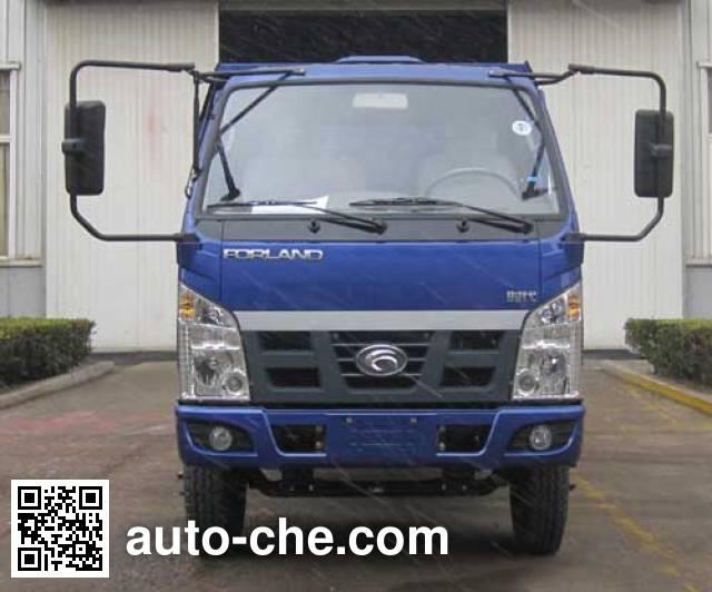 福田牌BJ3045D8JD5-1自卸汽车