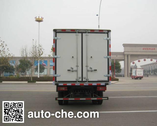 福田牌BJ5079XLC-BA冷藏车