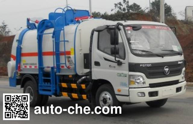 Foton BJ5082TCAE4-H1 food waste truck