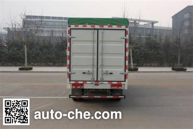 Foton BJ5083CPY-S1 soft top box van truck