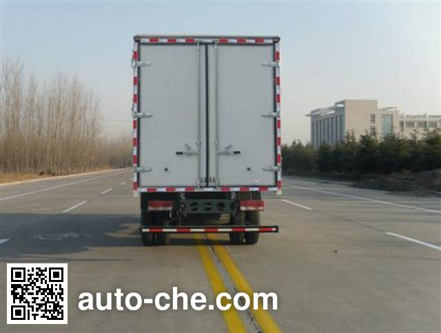 Foton BJ5043XXY-GM box van truck