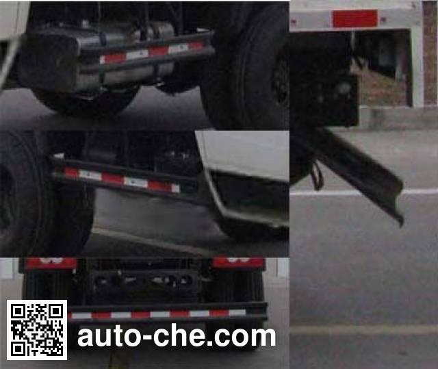 Foton BJ5089VEDEA-5 soft top box van truck
