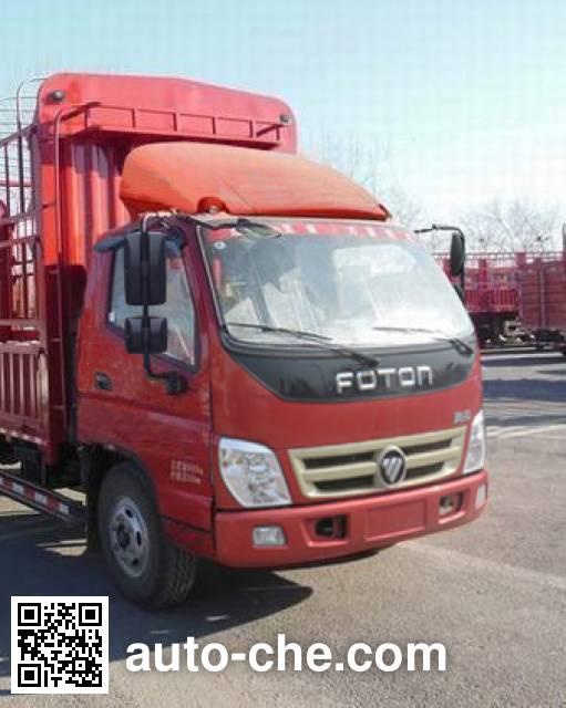 Foton BJ5049CCY-FM stake truck