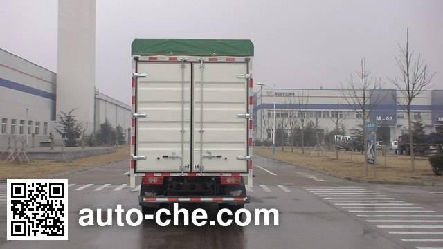Foton BJ5099VECFA-6 soft top box van truck