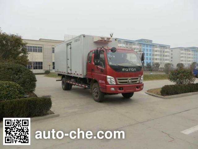 福田牌BJ5099XLC-FB冷藏车