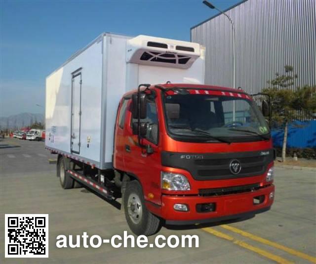 福田牌BJ5109XLC-FA冷藏车