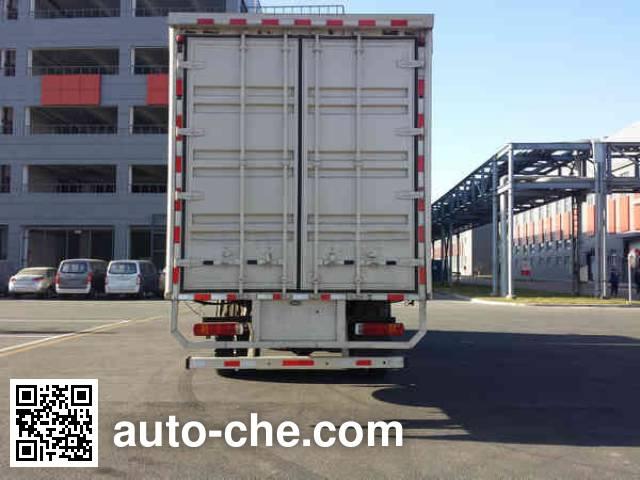 Foton Auman BJ5113XYK-XA wing van truck