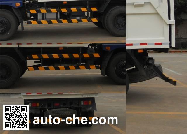 Foton BJ5122ZLJE4-H1 garbage truck