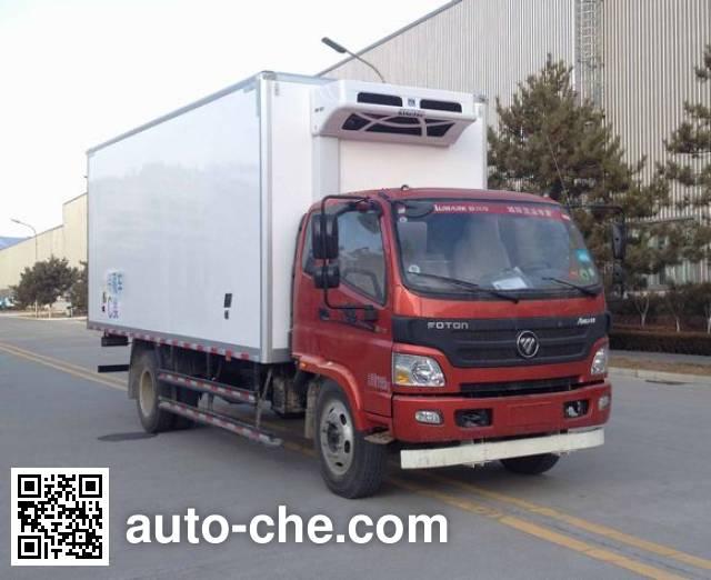 福田牌BJ5129XLC-A1冷藏车