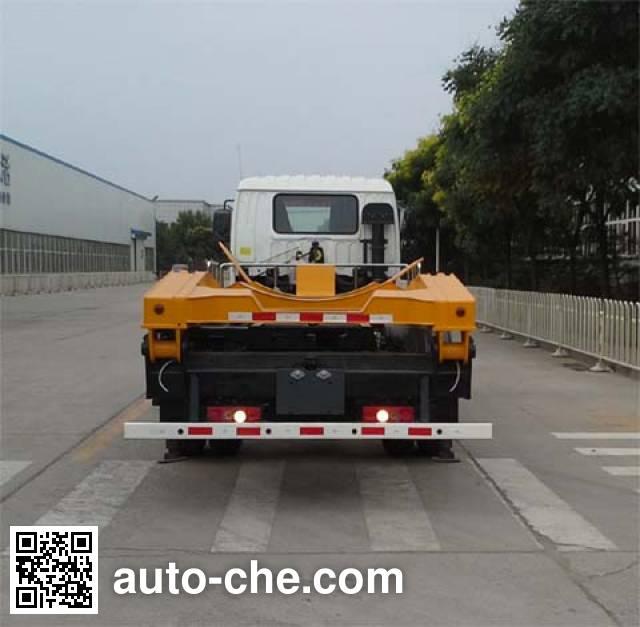 Foton BJ5130ZBG tank transport truck
