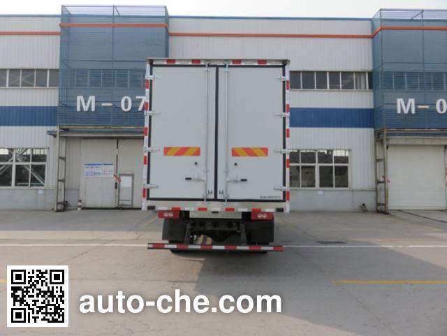 福田牌BJ5139XLC-FA冷藏车