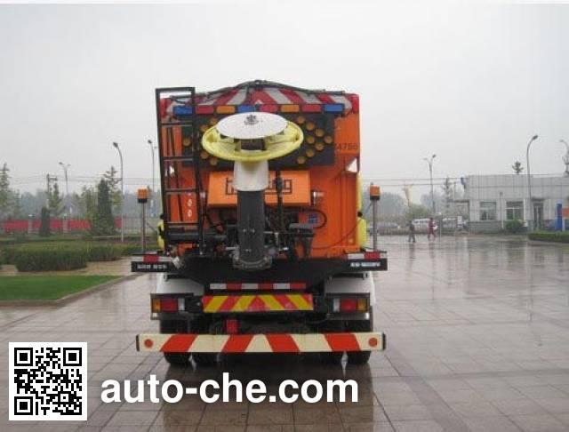 Foton Auman BJ5163TCX-XA snow remover truck