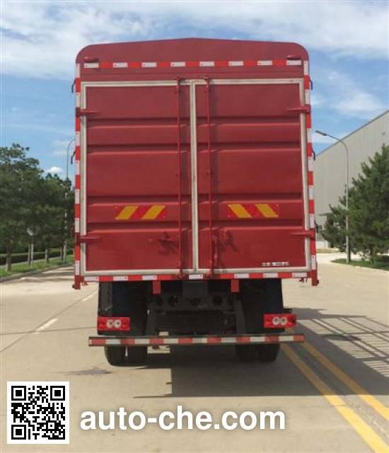 Foton BJ5169CCQ-F1 livestock transport truck