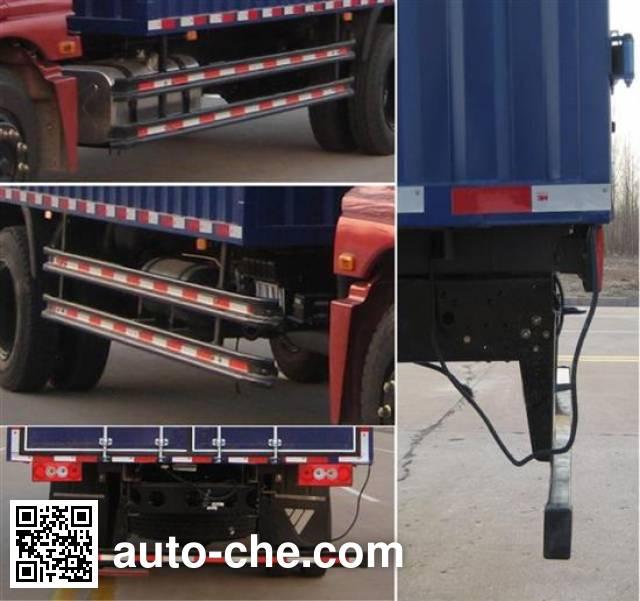 Foton BJ5169CPY-AC soft top box van truck