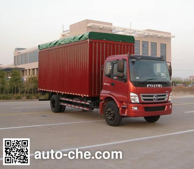 Foton BJ5169CPY-FC soft top box van truck