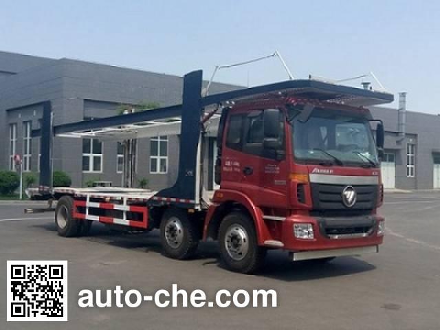 Foton Auman BJ5203TCL-AA car transport truck