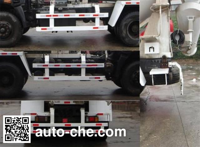 Foton BJ5252GJB-G2 concrete mixer truck