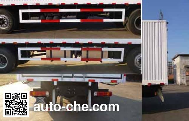 Foton Auman BJ5252XYK-AA wing van truck