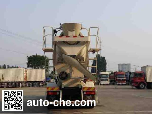 Foton Auman BJ5253GJB-XL concrete mixer truck