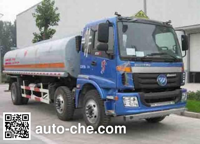 Foton BJ5253GYY-XA oil tank truck