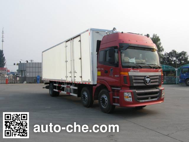 Foton Auman BJ5253XYK-XA wing van truck