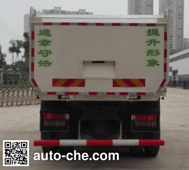 Foton BJ5253ZLJ-CS dump garbage truck