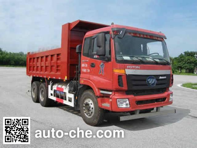 Foton Auman BJ5253ZLJ-XD самосвал мусоровоз