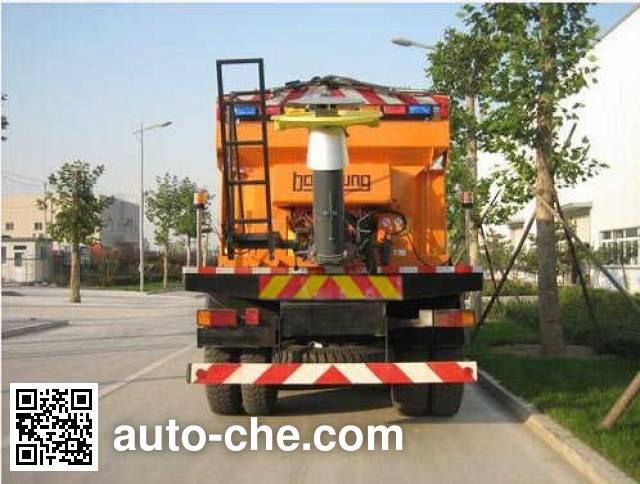 Foton Auman BJ5257TCX-XA snow remover truck