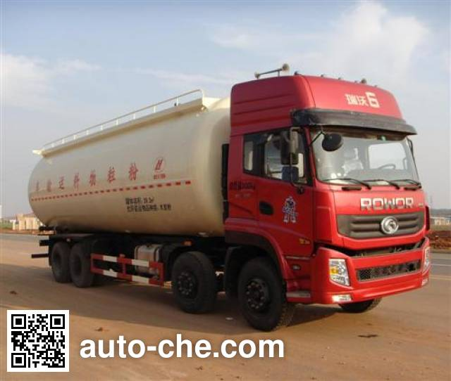Foton BJ5312GFL-F1 low-density bulk powder transport tank truck