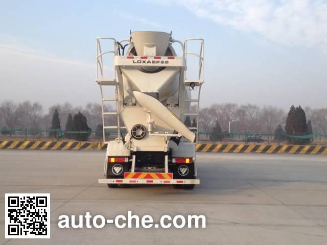 欧曼牌BJ5313GJB-XE混凝土搅拌运输车