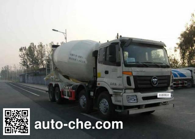 Foton Auman BJ5313GJB-XL concrete mixer truck